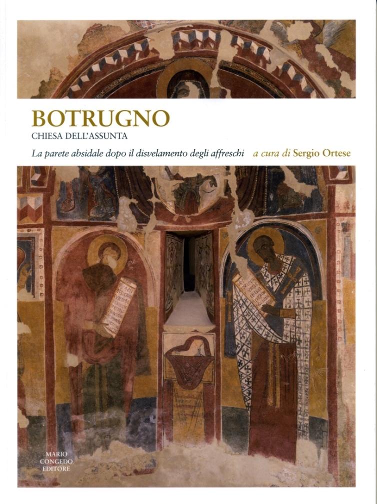 Gli affreschi della chiesa dell'Assunta in Botrugno