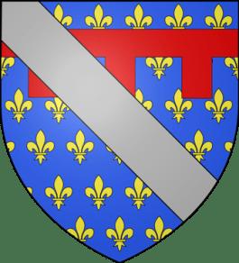 Fig. 2. Riproduzione grafica dello stemma d'Angiò-Taranto