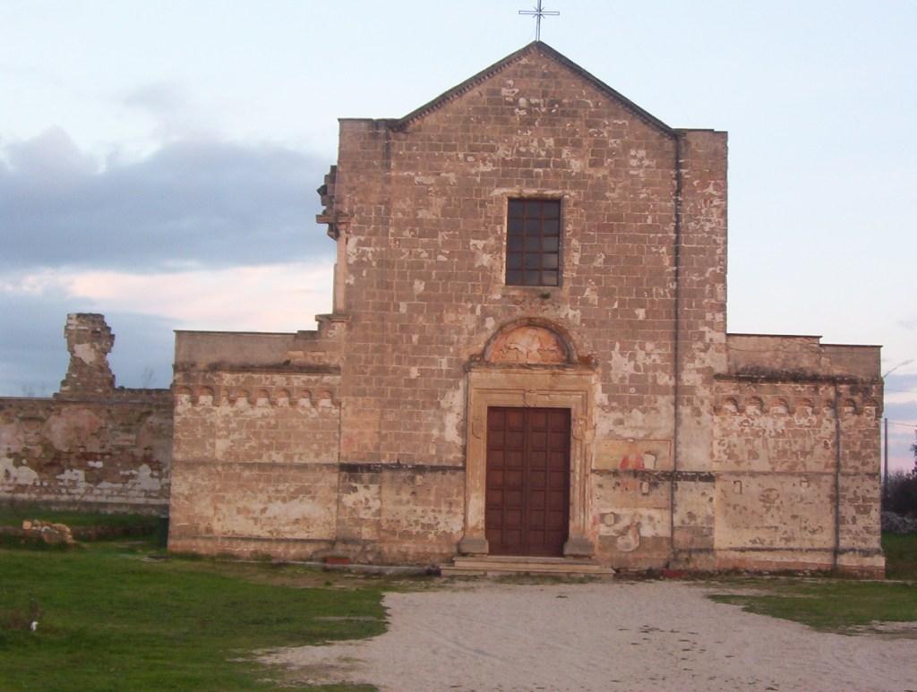 il convento di Casole a Copertino