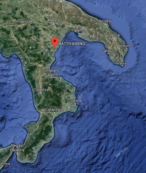 Taranto, piazza Ebalia: le origini di un toponimo