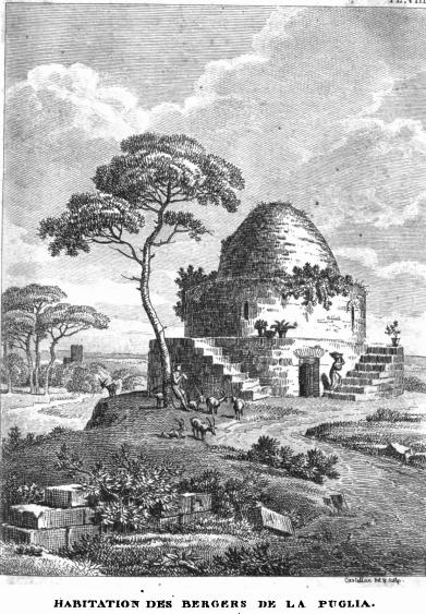 Tarantismo e musiche per le tarantate in un testo del 1819