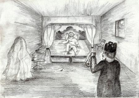 Racconti| La macchia blu. Una falsa storia vera (cap. V)