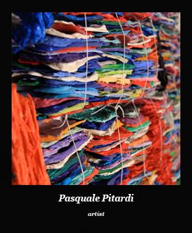 La pittoscultura di Pasquale Pitardi