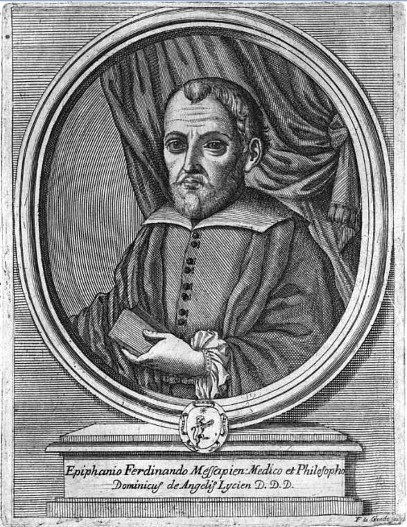 Diego Ferdinando di Mesagne (1611-1662), ovvero raramente il figlio d'arte supera il padre, per lo più nemmeno lo eguaglia (1/2).
