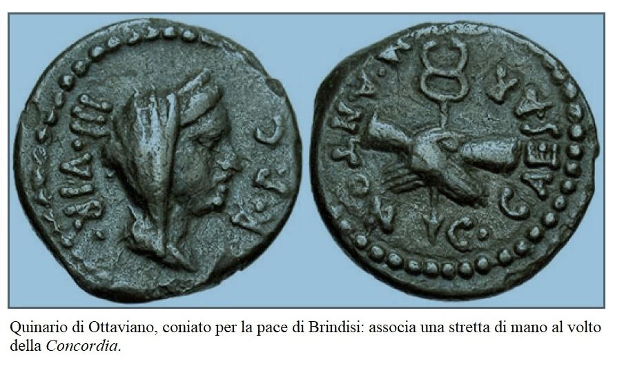 Quando Brindisi salutò il nuovo Cesare (parte quinta)