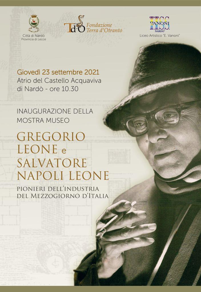 Da oggi visitabile la mostra museo dedicata a Gregorio Leone e Salvatore Napoli Leone