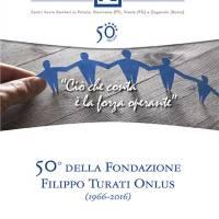 Pubblicazione celebrativa per i cinquanta anni della Fondazione Turati