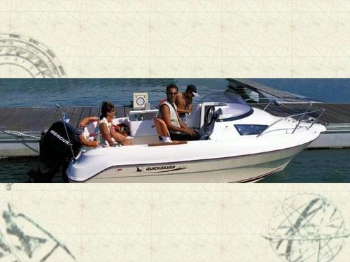 Quicksilver. Quicksilver 470 Cruiser barco de Lanchas de 4 ...