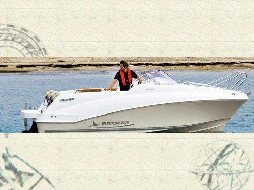 Quicksilver. Quicksilver 610 Cruiser barco de Lanchas de 5 ...