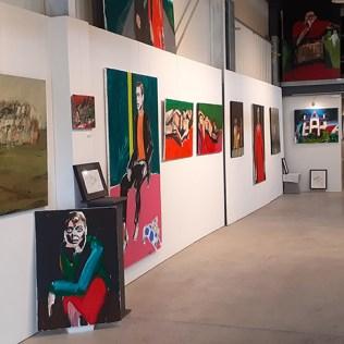 Exposition Ruel Labégorre, Fonds Labégorre Seignosse, 2021, 01