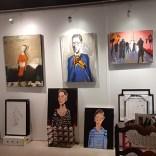 Exposition Ruel Labégorre, Fonds Labégorre Seignosse, 2021, 22
