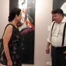 Exposition Labégorre - Galerie Menu Tiltas, Vilnius, Lituanie - 20 06 2019