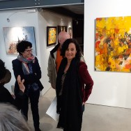 Vernissage-Cara-Costea,-Fonds-Labégorre-Février-2020-#05