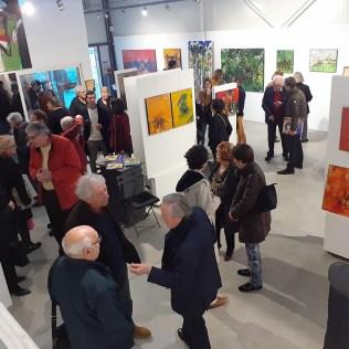 Vernissage-Cara-Costea,-Fonds-Labégorre-Février-2020-#11