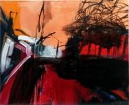 Feas n°2, Labégorre 2013_60x73 cm 20 F acrylique sur toile