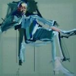 La-lecture-2013-Serge-Labegorre-100-x-100-acryl-sur-toile© Serge Labégorre