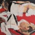 Couple sans titre, Serge Labégorre, 97 x 130 cm ab#02