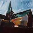 English church, Serge LAbégorre 2018_54 x 73 cm 20 P at #02