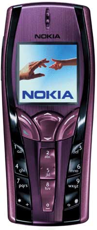 Nokia 7250i Pictures