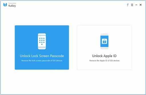 Tenorshare 4uKey License Key