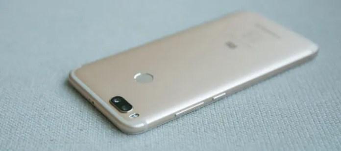 Xiaomi Mi A1 Back