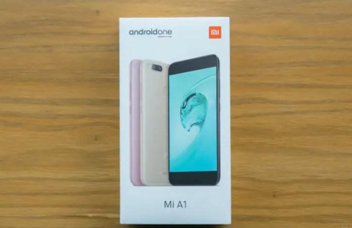 Xiaomi Mi A1 Box-FoneTimes