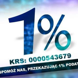 przekaz nam swoj 1 - Twój 1% dla Fundacji FONIS