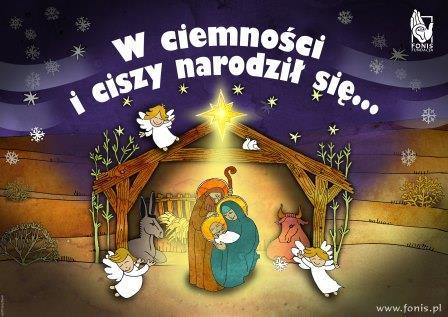 w ciemnosci i ciszy narodzil sie - W ciemności i ciszy narodził się... - Wrocław Pilczyce