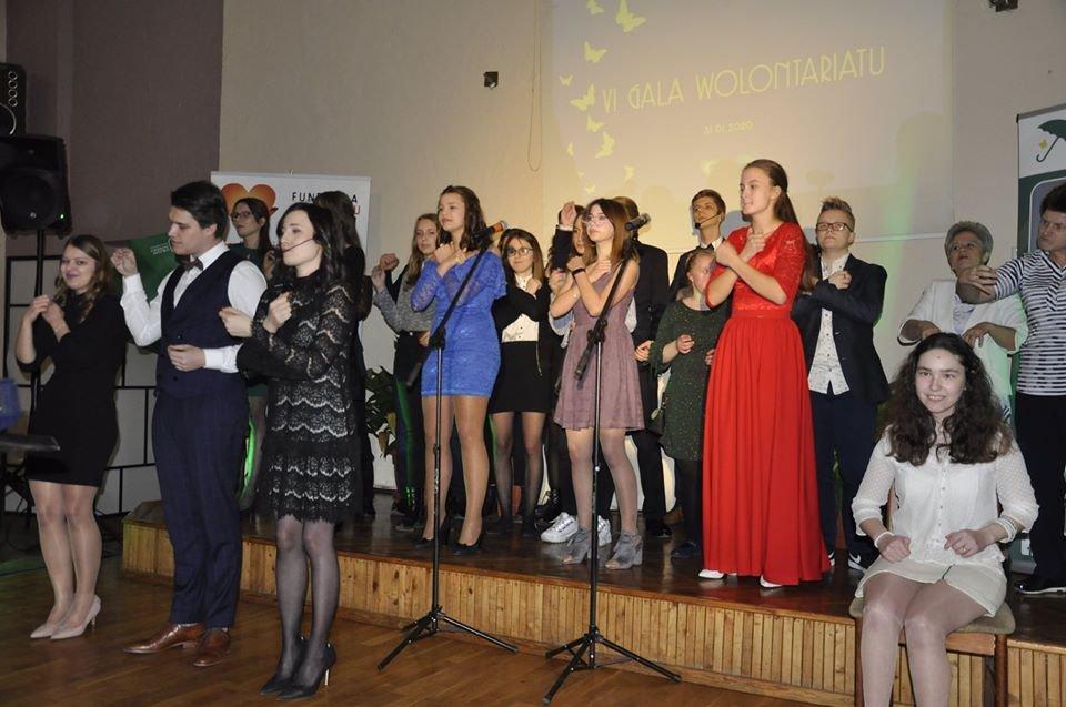 gala wolontariatu1 - Gala wolontariatu w Jelczu-Laskowicach