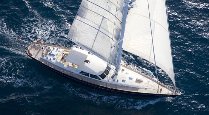 80 Feet Super Yachts Sailing Fontaine Designed Super