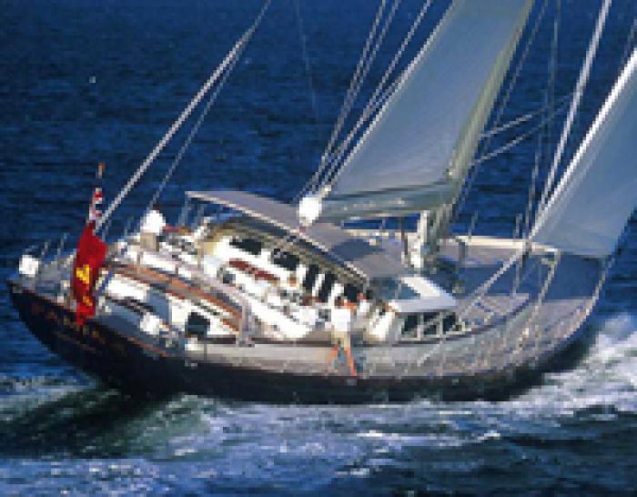 Pamina Fontaine Design Group Luxury Sailboats