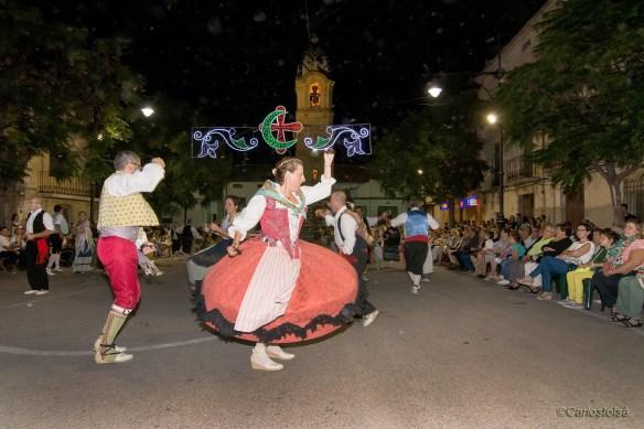 Gran Dansà del 15 de Agosto. Foto: Carlos Tolsá