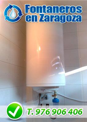 Termos electricos en Zaragoza