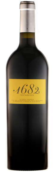 grand vin rouge corbieres cuvee 1682 fontareche