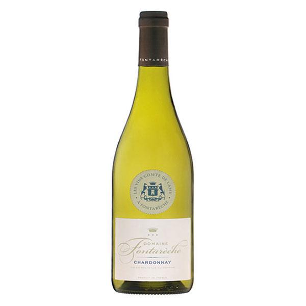 vin blanc AOP IGP corbieres fontareche