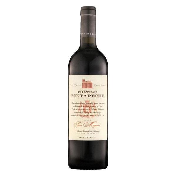 red wine AOP IGP corbieres fontareche