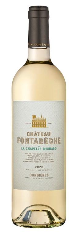 FONTARECHE CHAPELLE MIGNARD BLANC 2020 111-0099 PF