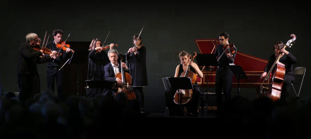 Concert - Ensemble Perspectives - Fontevraud