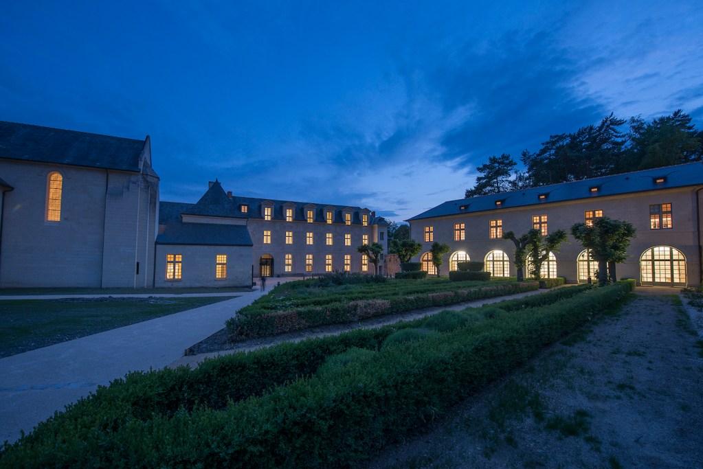 Fontevraud L'Hotel, La Nuit
