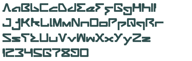 Download Android Robot font download free (truetype)