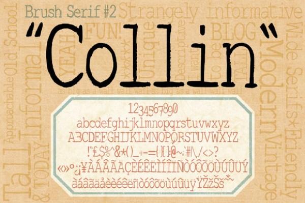 Brush Serif 2