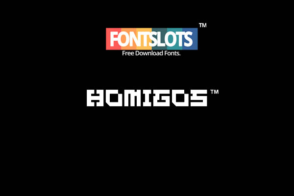 Homigos Font