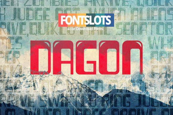 Dagon Font