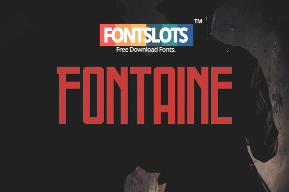 Fontaine Typeface Font