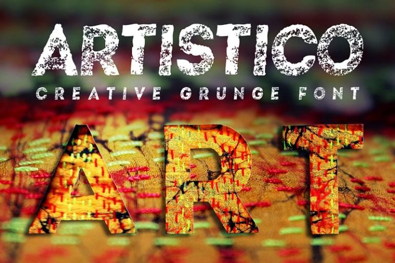 Artistico Font