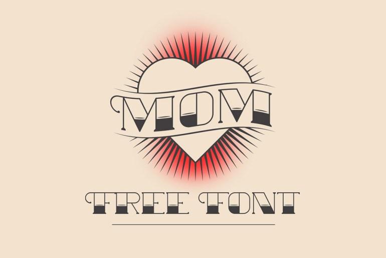 Mom Fonts