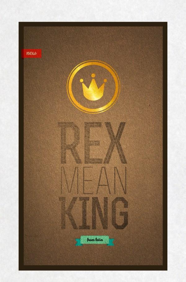 Rex 3