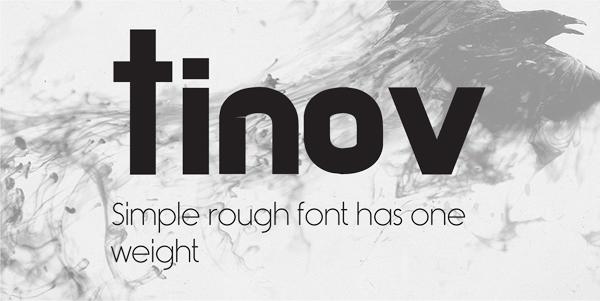 Tinov Font