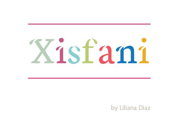Xisfani Font