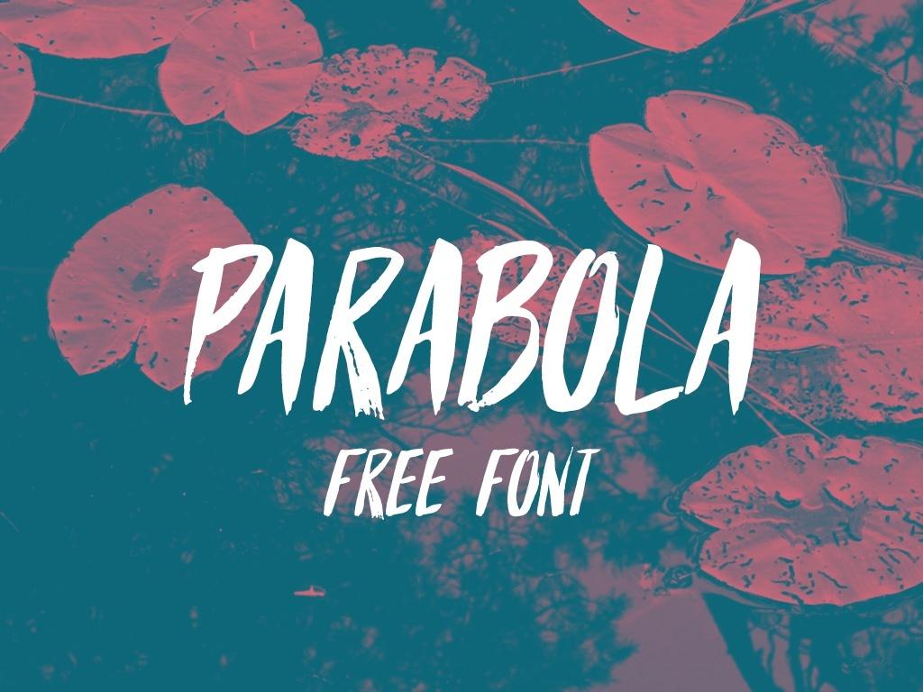 Parabola Font